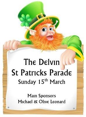 Delvin St Patrick's Parade 2015