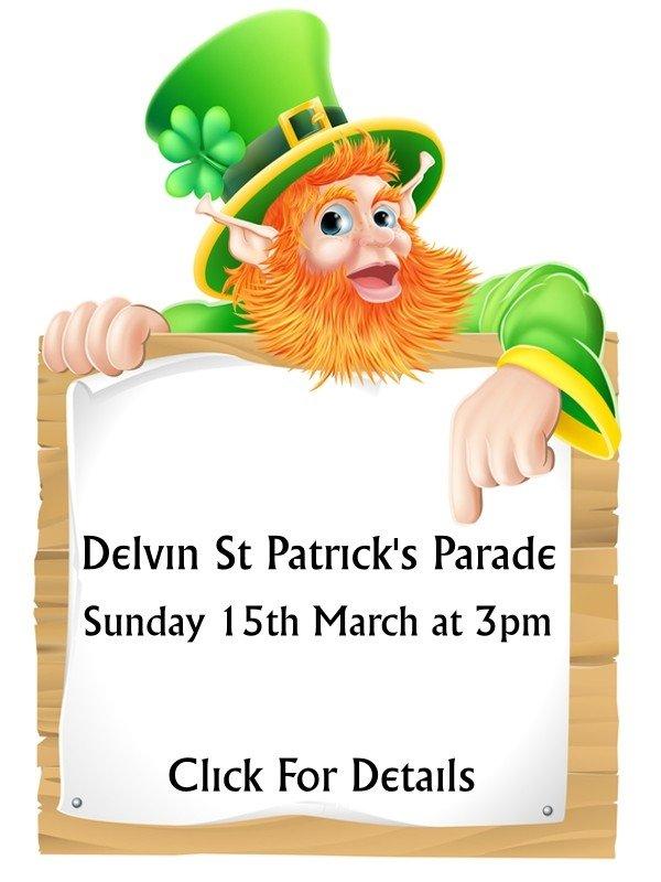Delvin St Patricks Parade 2015