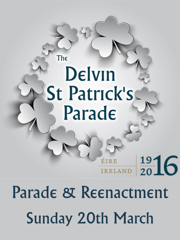 St Patrick's Parade & 1916 Commemoration