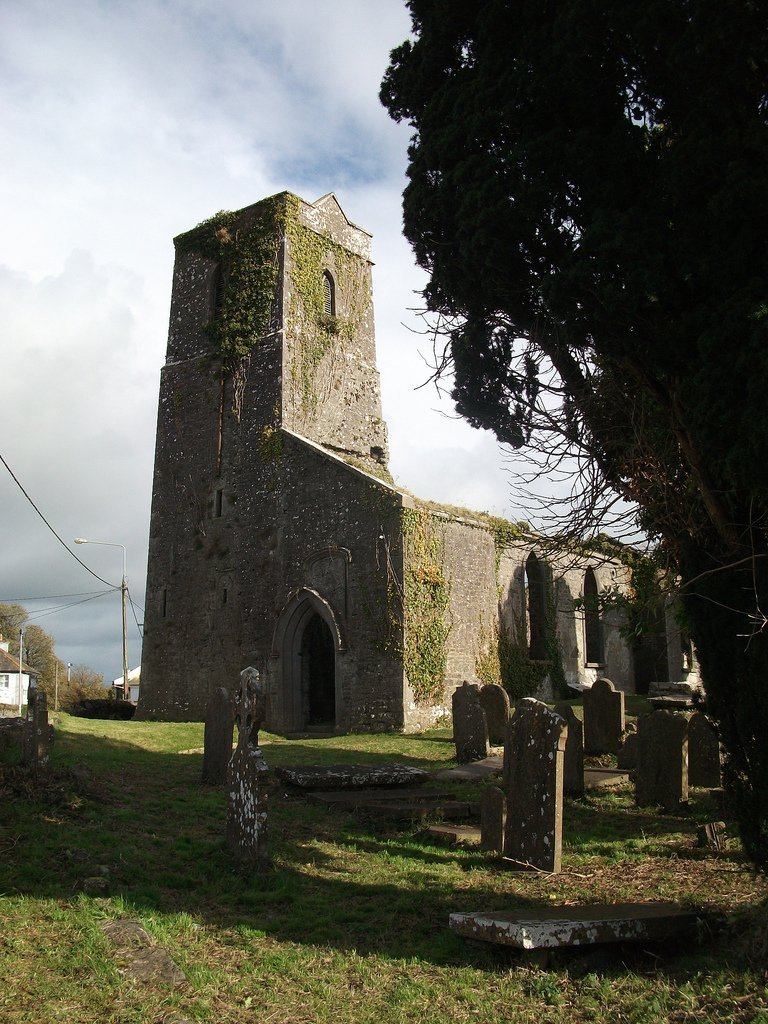 St. Mary's Church, Delvin