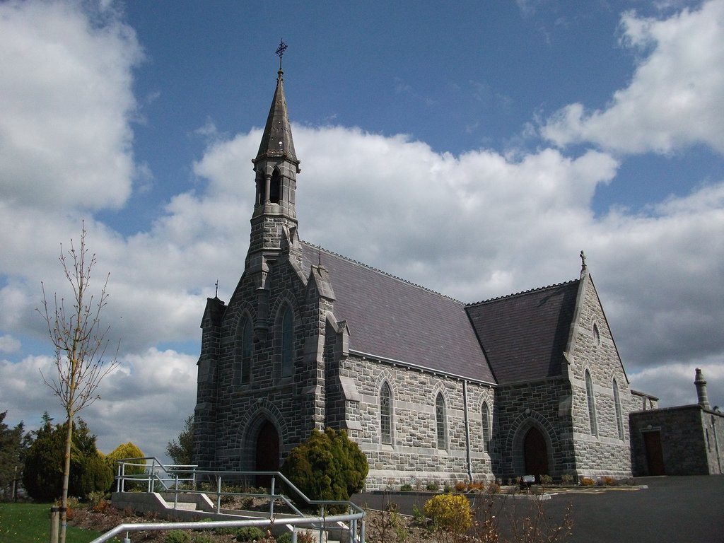 Church of St Livinius, Killulagh