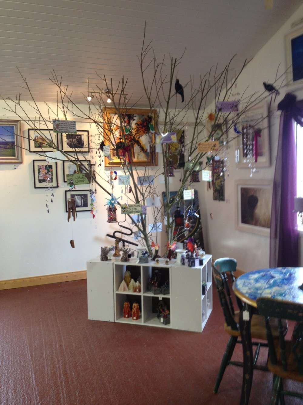 The Purple Raven Gallery