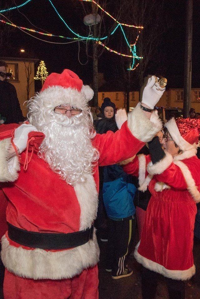 Delvin Christmas Lights 2015