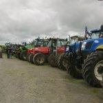 Delvin Tractor Run 2016
