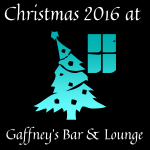 Christmas at Gaffneys Bar and Lounge