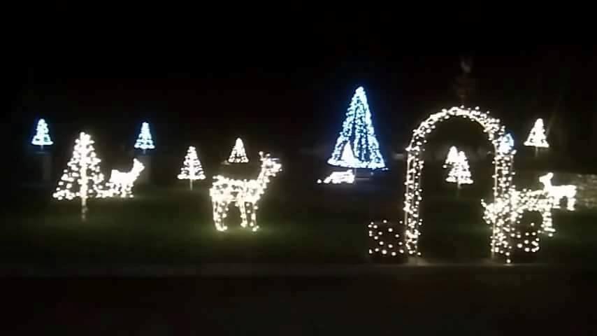 Moran Christmas Lights