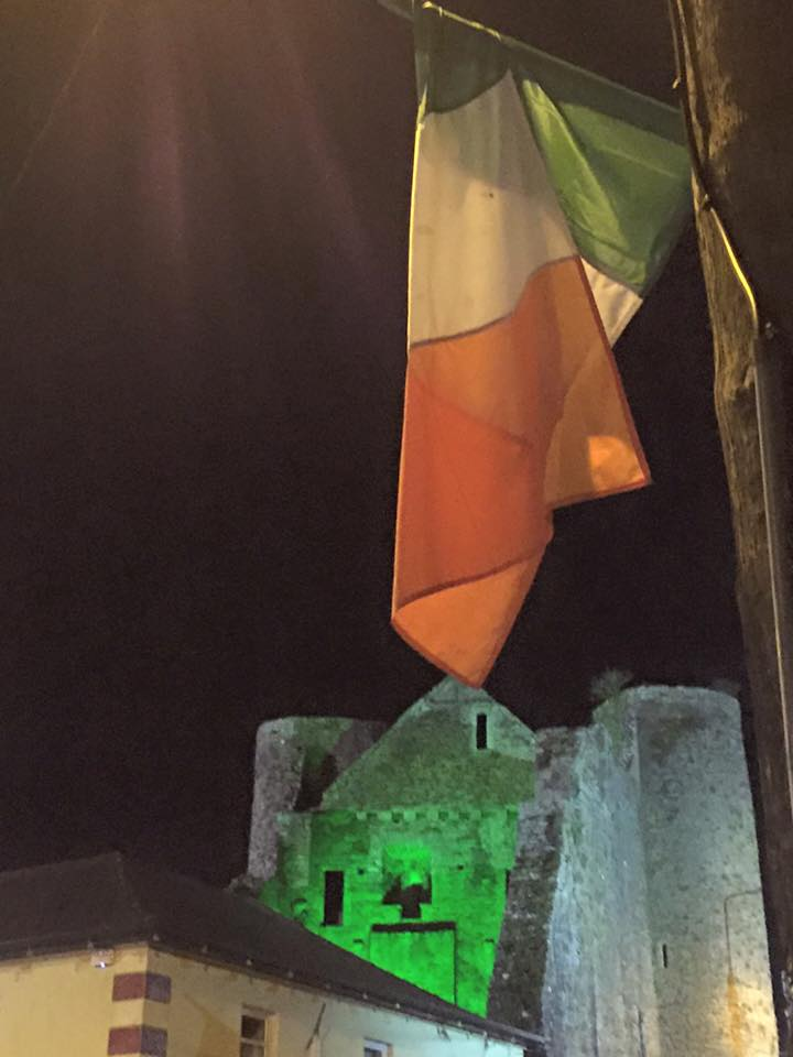 St Patrick's Celebrations in Delvin