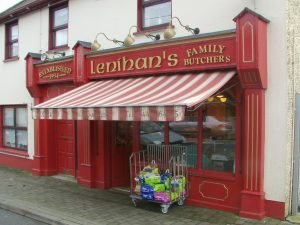 Lenihan's Family Butchers, Main Street, Delvin