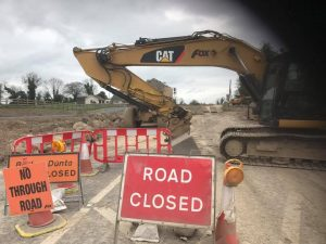 "Extension To Road Closure - ""Not An Option"""