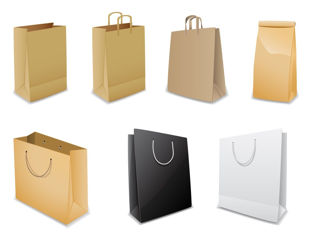 Recycle Your Paper Bags!