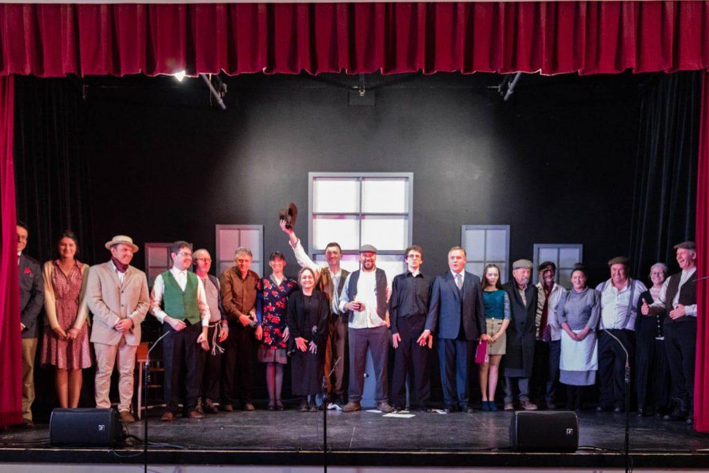 "Rapscallion Drama Group presents ""The Mean Streets of Garradrimna"""