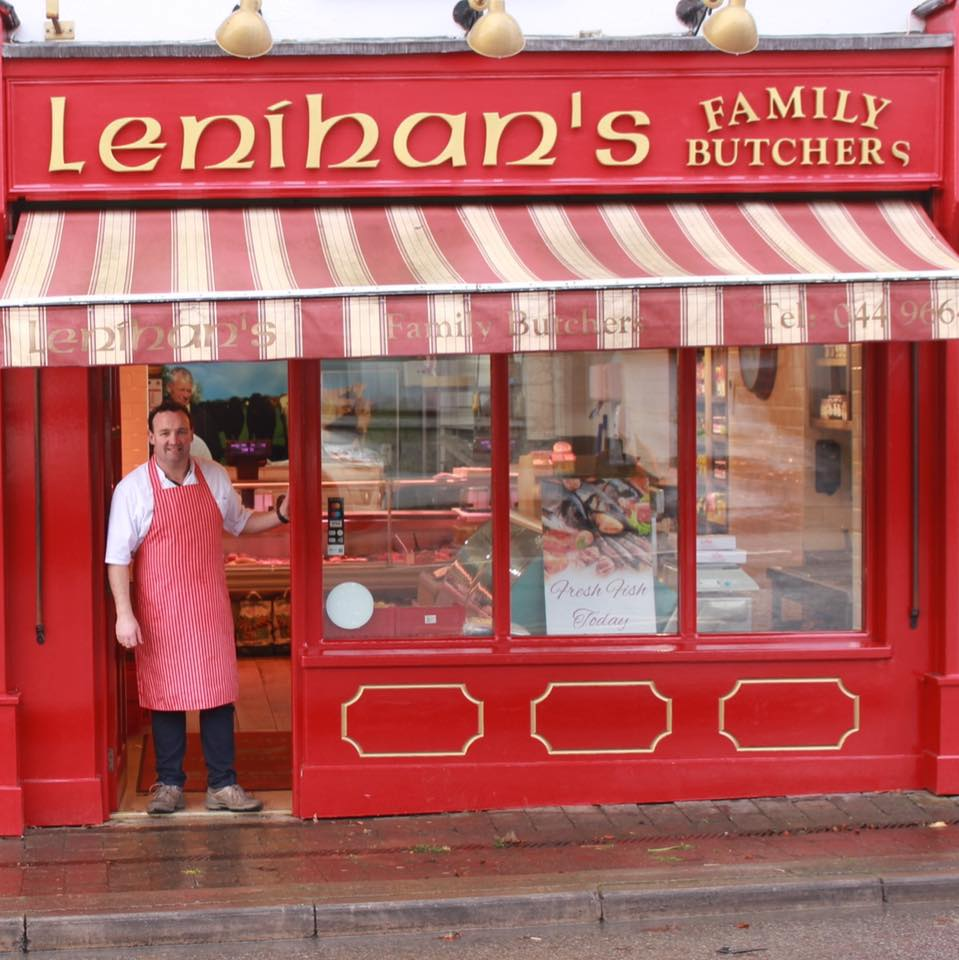 John Coll - Lenihan's Family Butchers