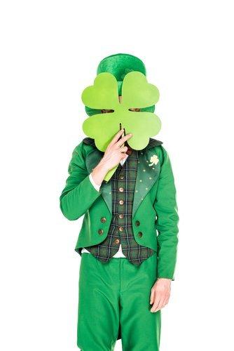 St Patrick's Parade Costumes