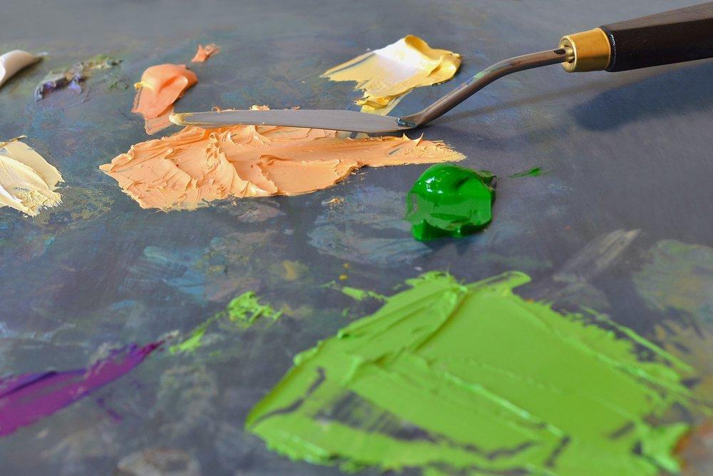 Pallet Knife Oil Painting Workshop