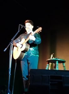 Brian Kennedy Performs in Delvin