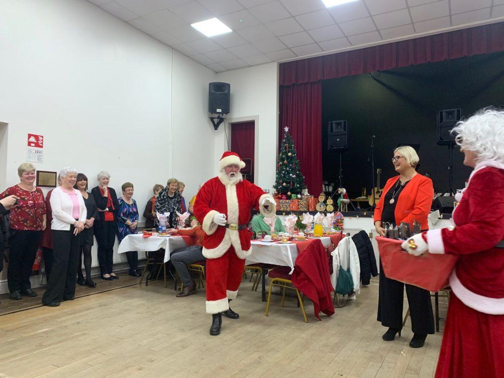 Friendship Club Christmas Party