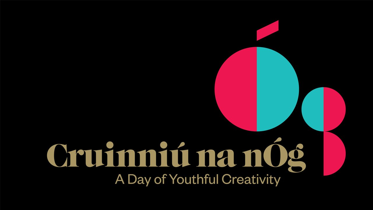 Cruinniú na nÓg - A day of free creativity for children and young people