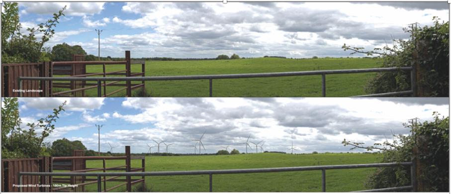 Bracklyn Wind Farm